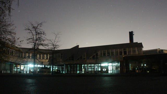 Die Schule schläft