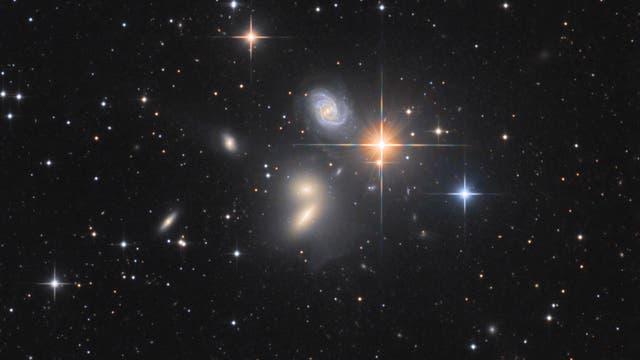 Galaxiengruppe Hickson 68