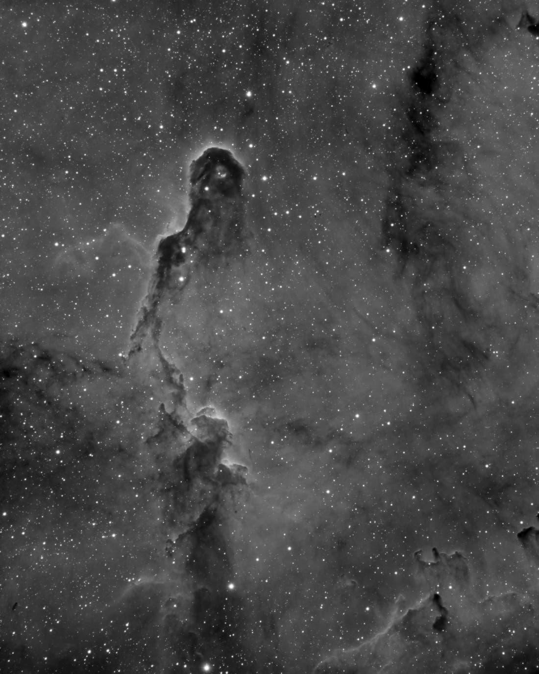 IC1396A H-Alpha