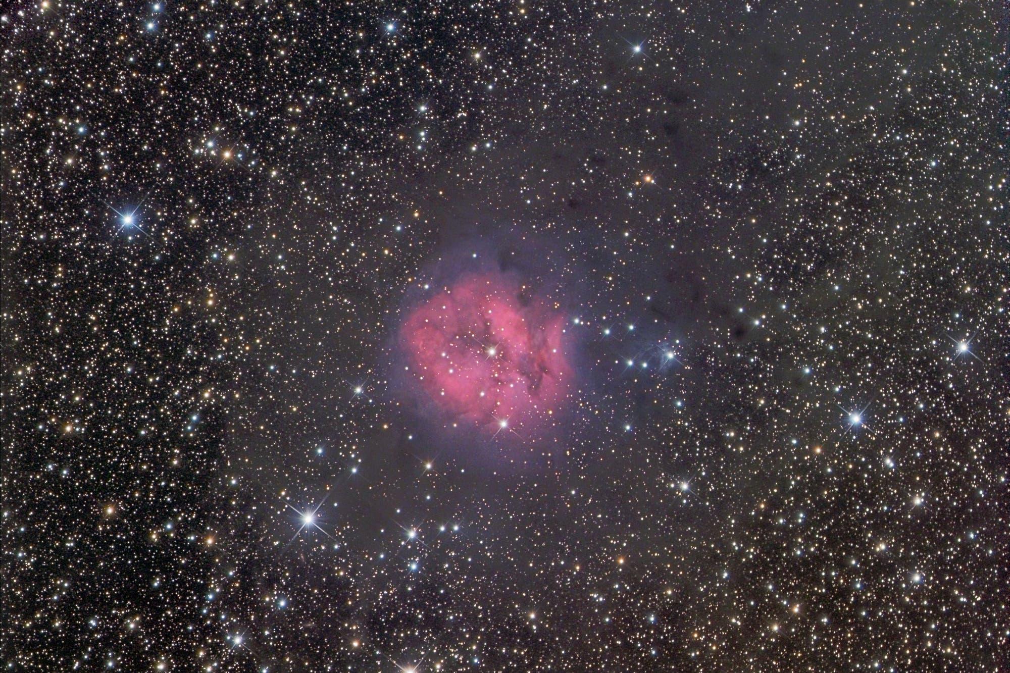 IC 5146 - Kokonnebel
