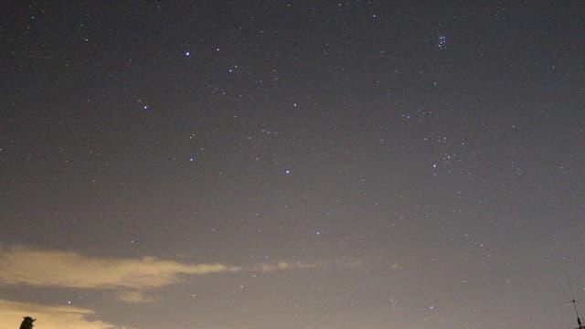 Heller Perseiden-Meteor-8