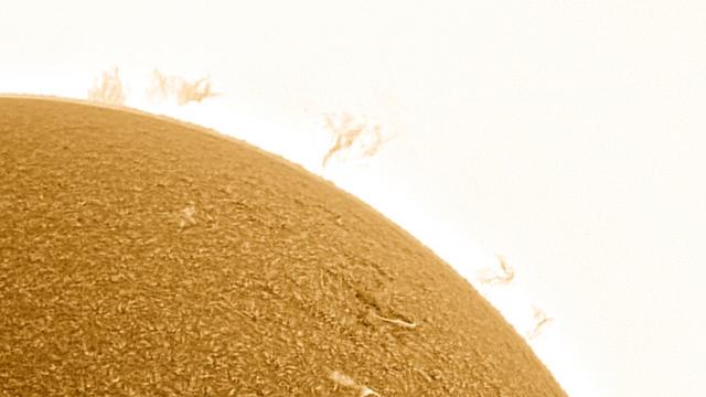Protuberanzen sichtbar machen (3)