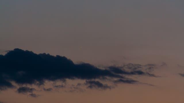 Merkur trifft auf Mars …