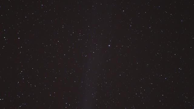 Komet C/2013 R1 Lovejoy am 01.12.2013
