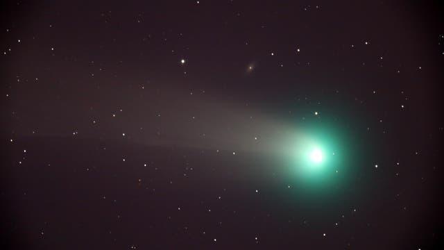 Heller als ISON: Komet C/2013 R1 Lovejoy