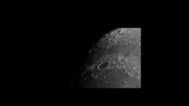 Mondkrater Plato