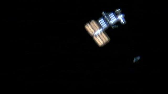 ISS und Atlantis