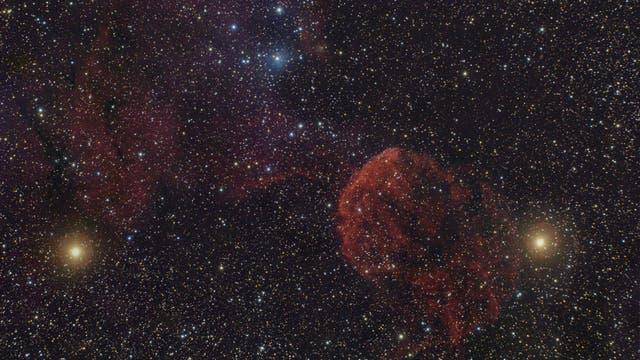 """IC 443 """"Jellyfish"""""""