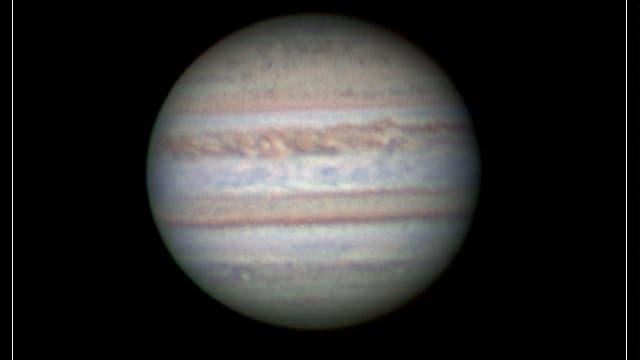 Jupiter am 2.7.2009