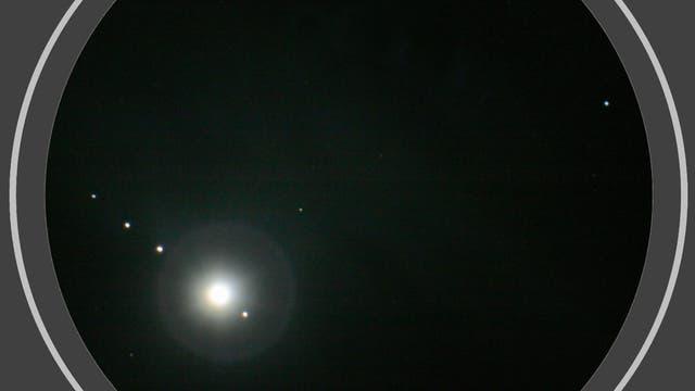 Blick in die Tiefe des Sonnensystems