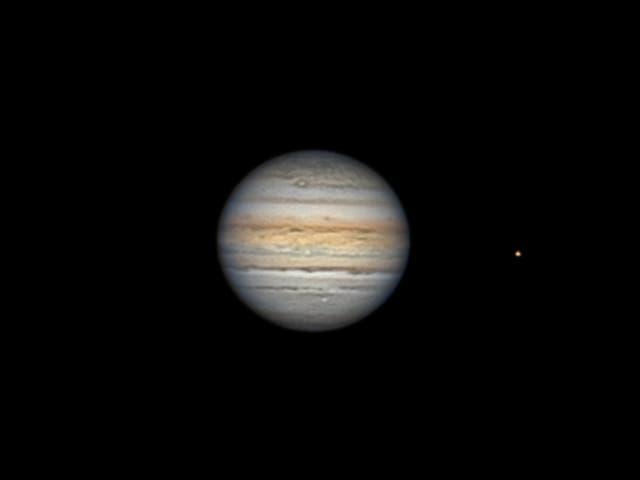 Jupiter am 14. August 2021