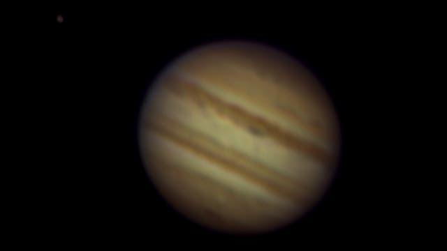 Jupiter mit Einschlagfleck
