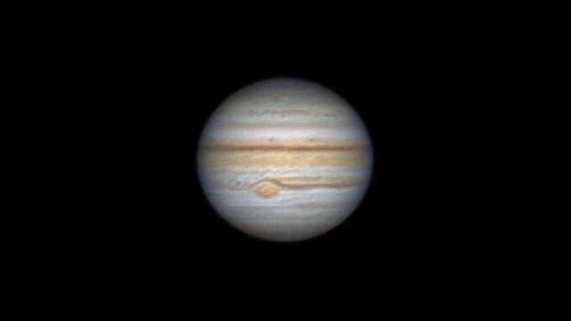 Jupiter am 25. August 2021
