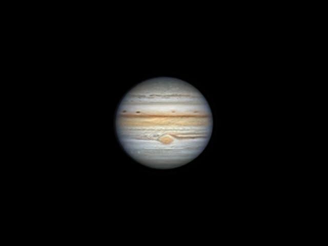 Jupiter am 3. September 2021