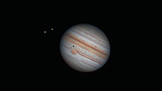 Jupiter am 6. September 2021 um 1:45 uhr