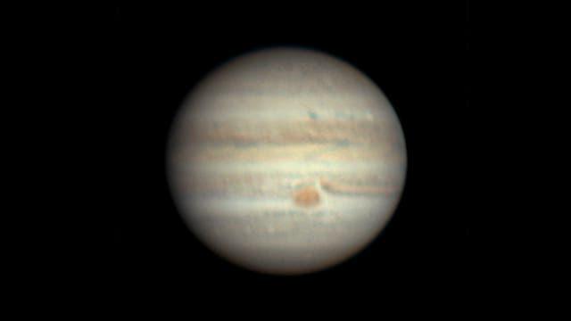 Jupiter am 14. September 2020
