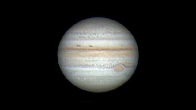 Jupiter am 20. August 2021, 22:03 UT