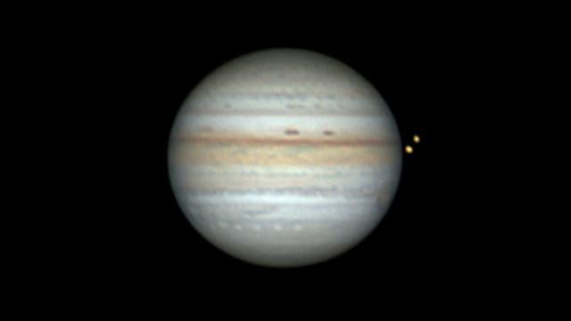 Jupiter am 20. August 2021, 22:59 UT