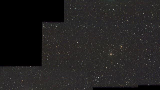 67P/Tschurjumow-Gerasimenko bei Messier 1