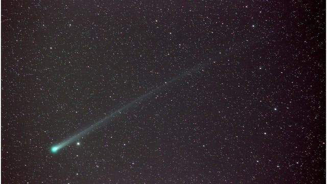 Komet C/2013 R1 (Lovejoy) am 2.12.2013