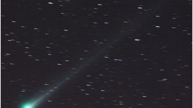 Komet C/2013 R1 (Lovejoy) am 28. November 2013