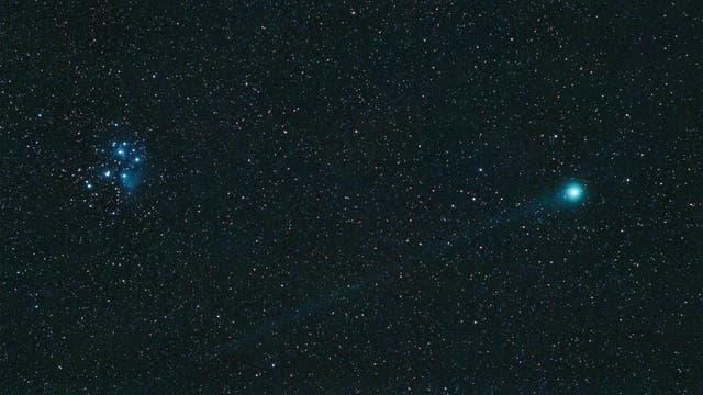 Komet Lovejoy C/2014 Q2