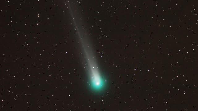 Komet C/2013 R1 Lovejoy am 29.11.2013