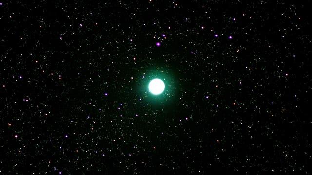 Komet Holmes am 2.11.2007