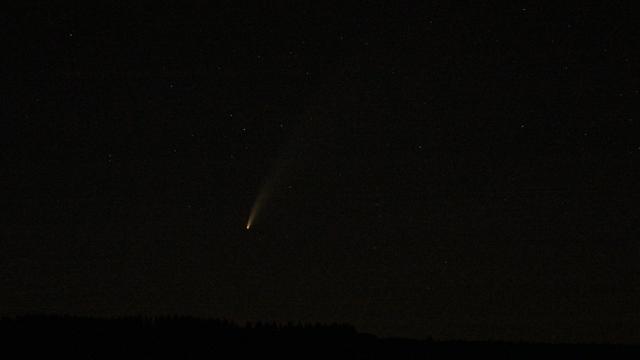 Komet Neowise F3 - Mittlere Brennweite