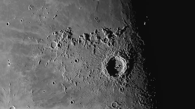 Der Mond am 30. September 2021 (1)