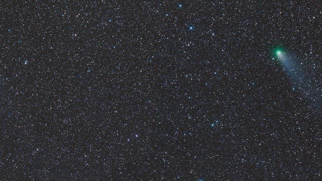 Die Kometen C2012 X1 (LINEAR) und C2013 R1 (Lovejoy)