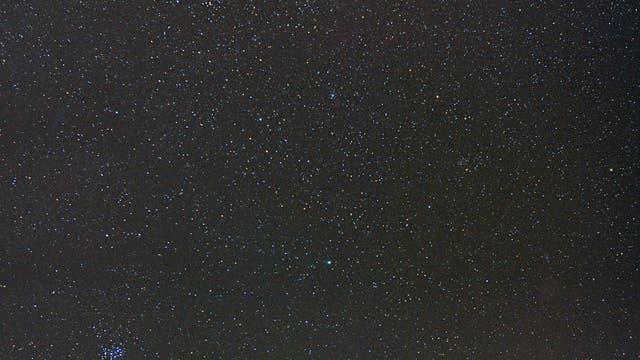 Komet Lovejoy am 24. Januar 2015