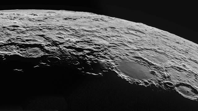 Der Mond am 15. September 2020