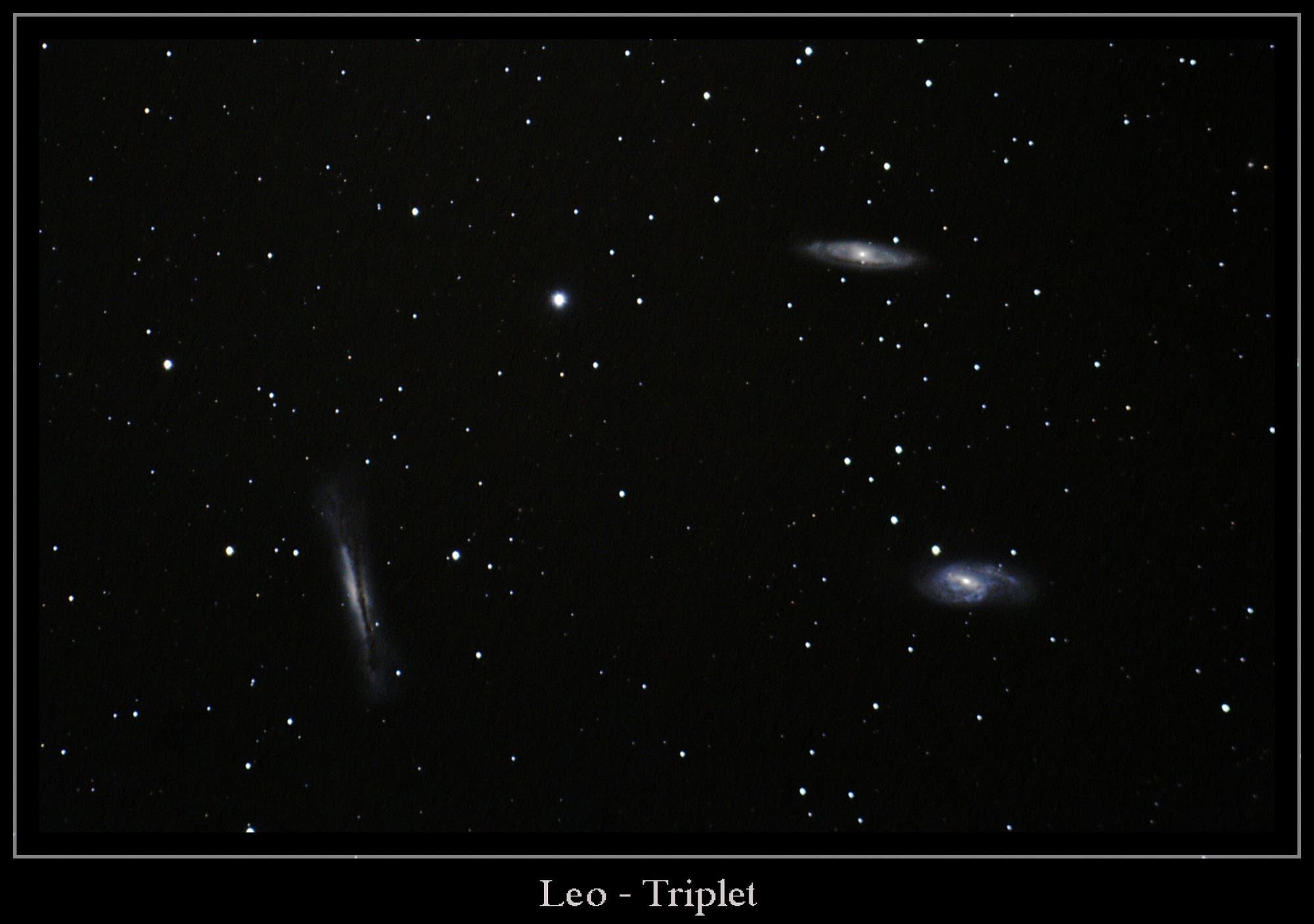 Leo-Triplet