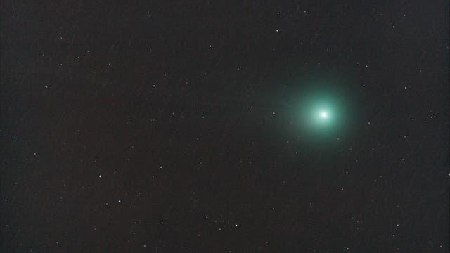 Komet C/2014 Q2 Lovejoy am 22.01.2015