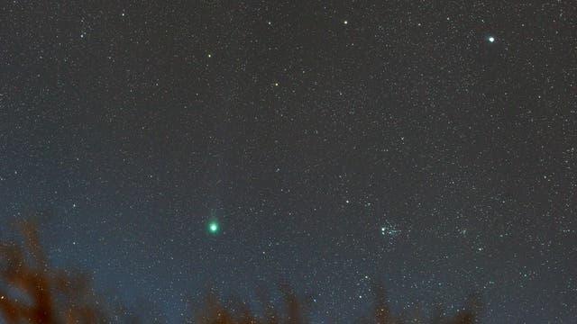 Komet Lovejoy am 6. März 2015
