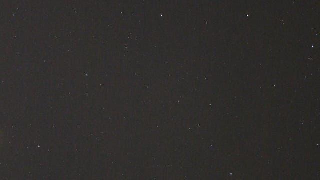Sternbild Nördliche Krone mit Komet Lovejoy