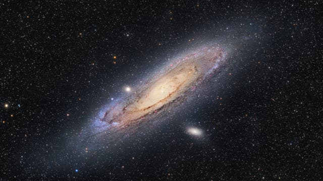 Andromeda-Galaxie, Messier 31