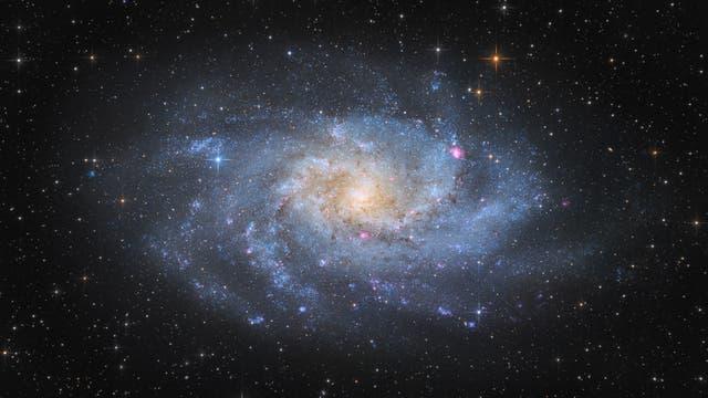 Die Dreiecksgalaxie (M33)