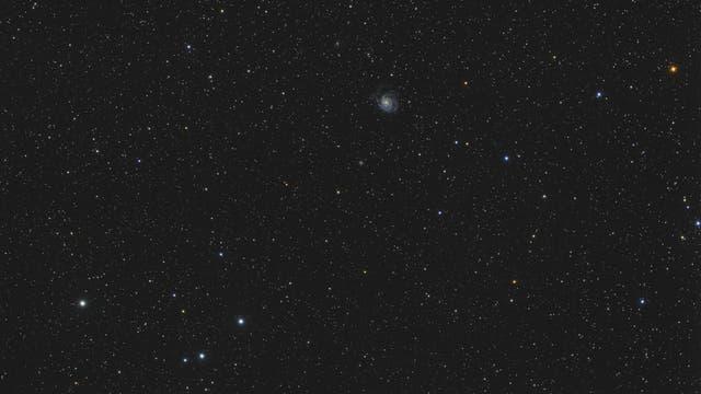 Messier 101 Feuerrad-Galaxie
