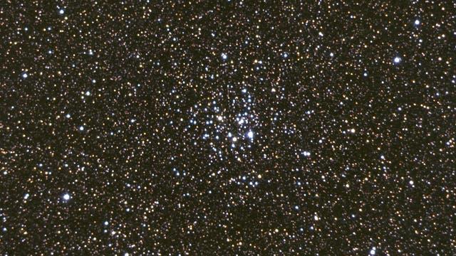 Messier 26 im  Sternbild Schild