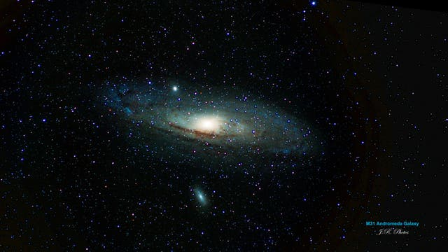 Messier 31 Andromeda-Galaxie