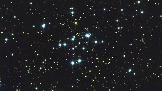 Messier 34 – Offener Sternhaufen im Perseus