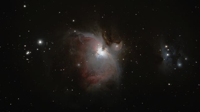 Orion und der erste Versuch