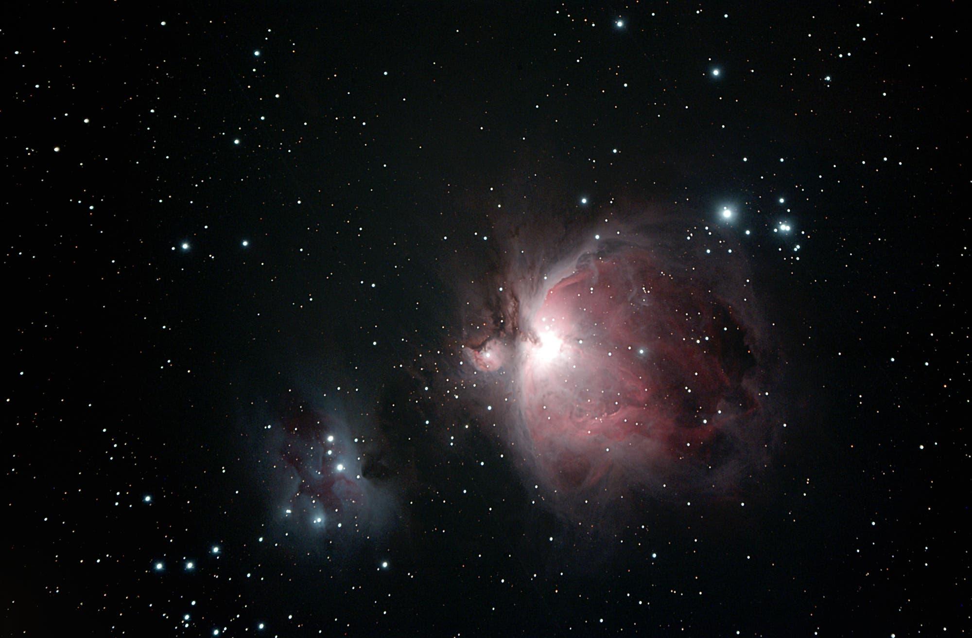 M 42 Orionnebel