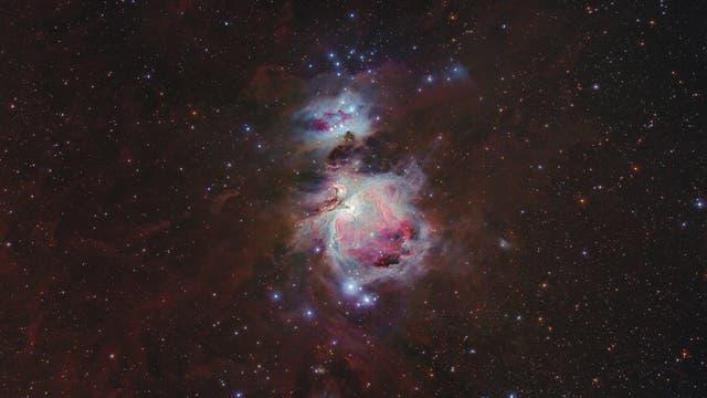Messier 42 Orion-Nebel