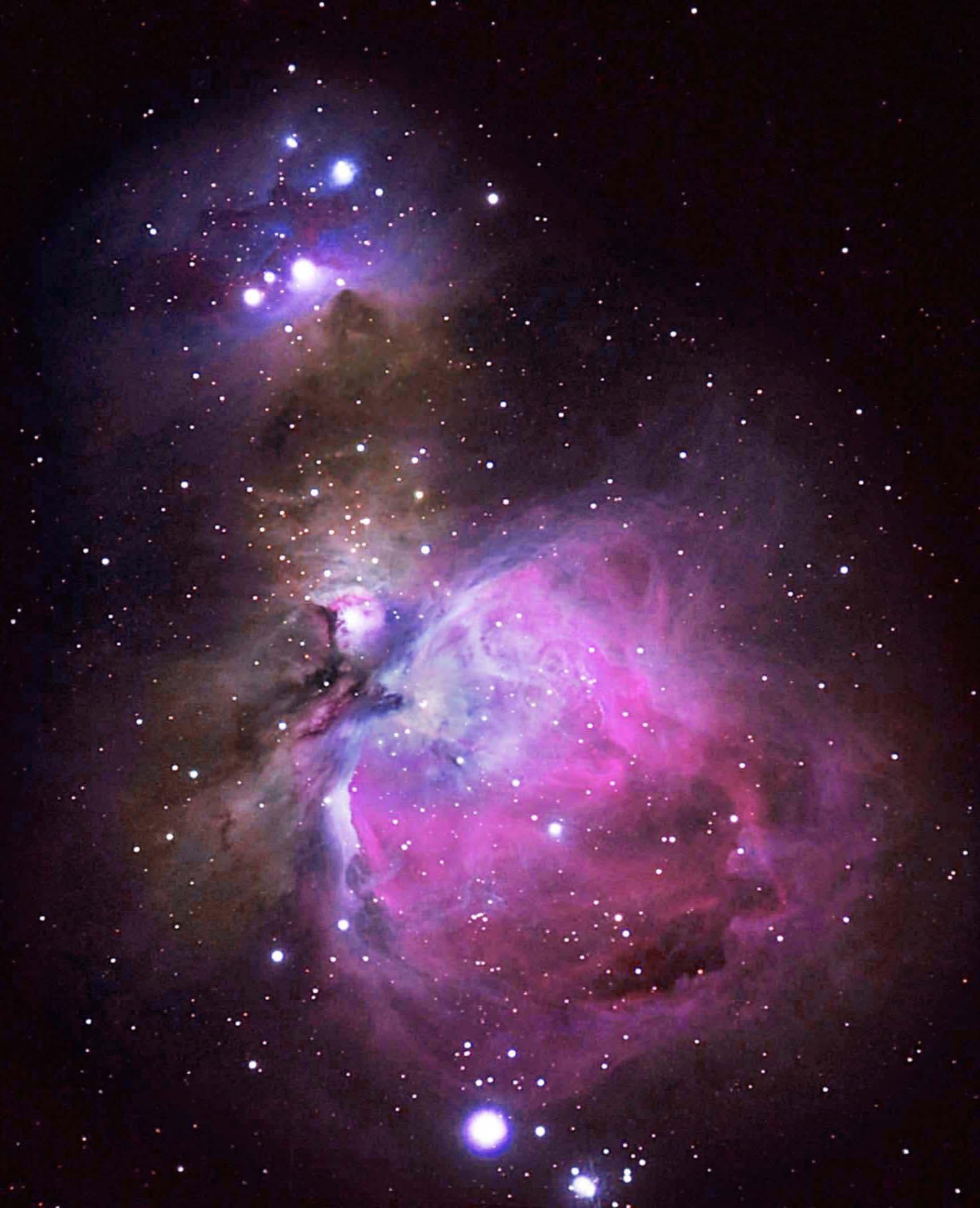 Der Orionnebel