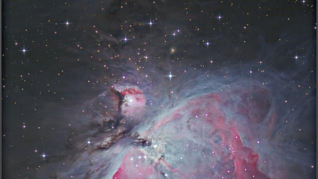 Messier 42 - der Orionnebel