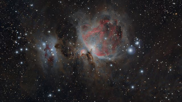 Orionnebel - Eine kosmische Kinderstube