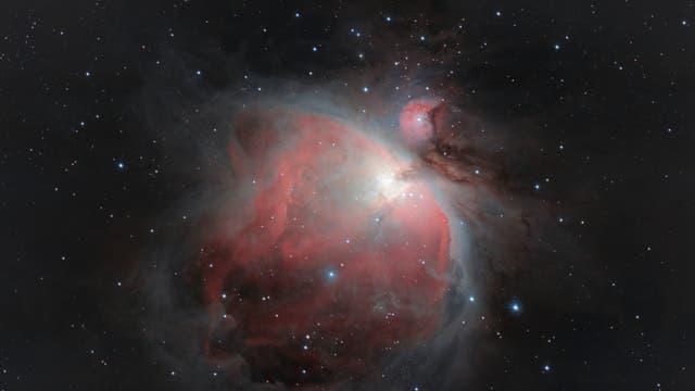 M42 - Orionnebel (29. Dez 2019)